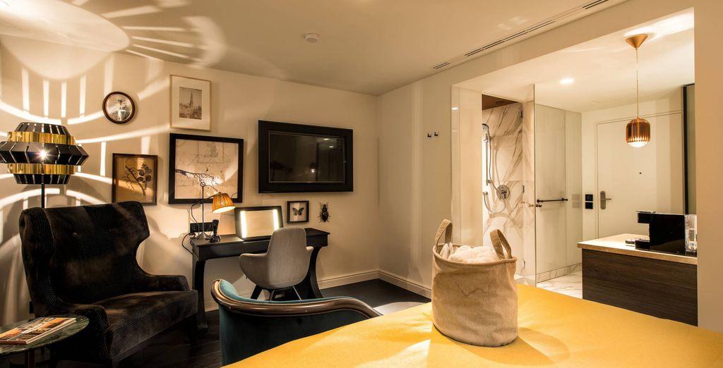Buchen Sie das Hotel Sir Nikolai während eines Aufenthaltes in Hamburg
