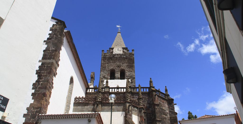 Entdecken Madeira