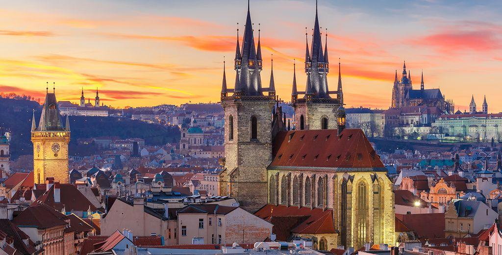 Entdecken Sie die Tschechische Republik im Urlaub