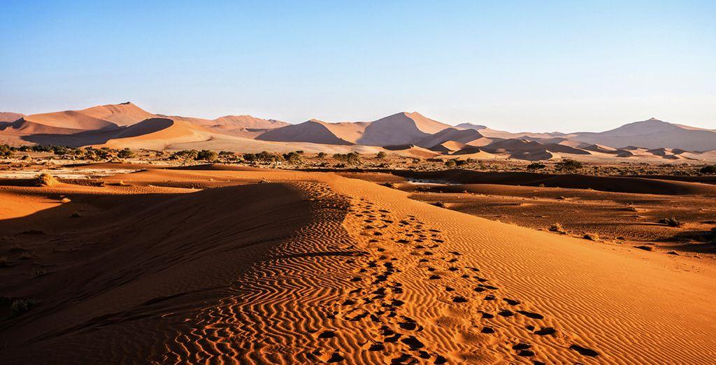 Rundreise durch Namibia mit Voyage Privé
