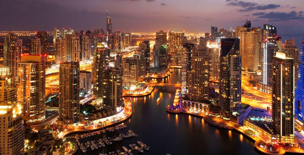 Entscheiden Sie sich für einen Stop in Dubai