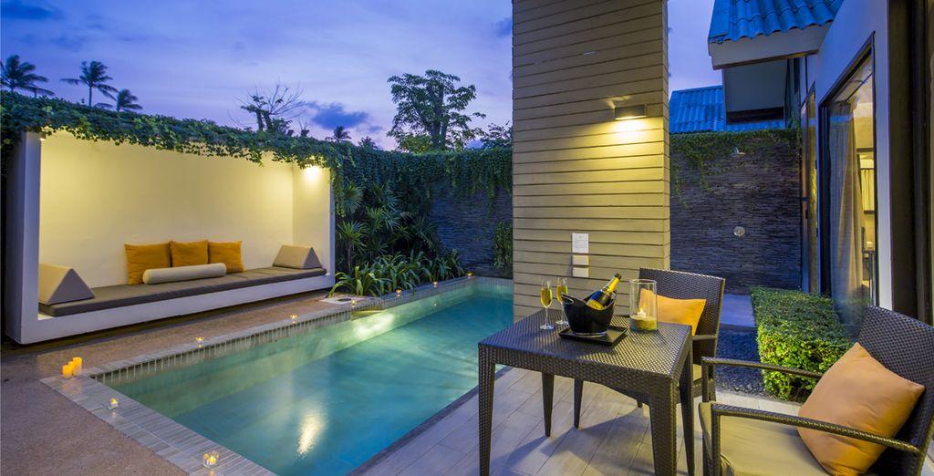 Hotel X2 Koh Samui 5* mit Option Bangkok