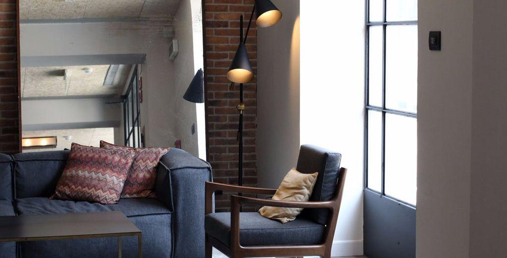 Ein 4* Hotel im schlichten, edlen Design