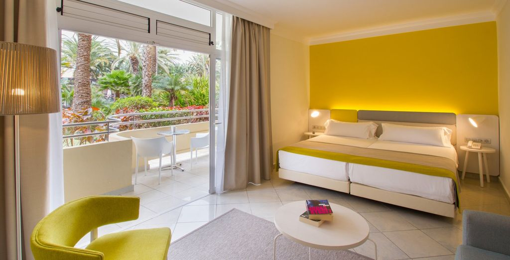 Buchen Sie das Luxushotel Abora Catarina bei Lopesan Hotels 4* auf Gran Canaria
