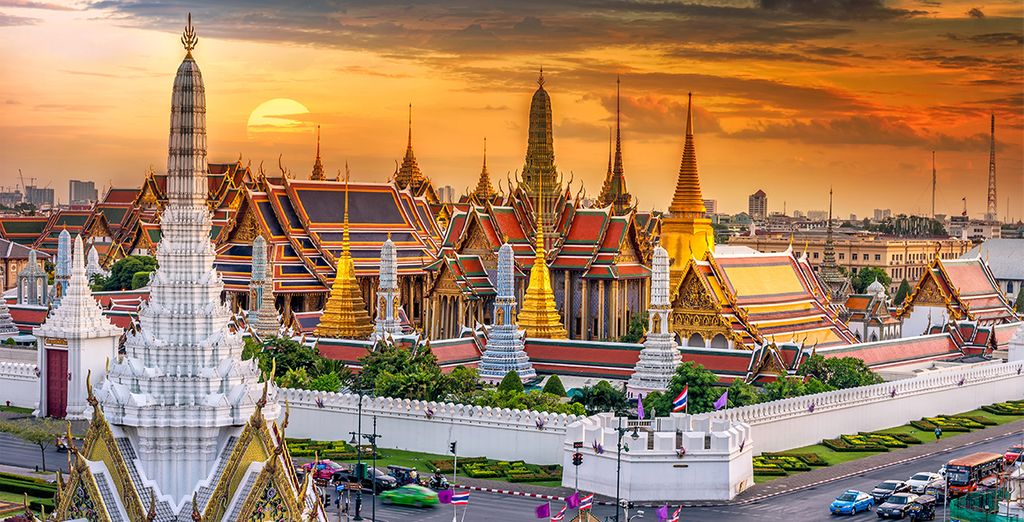 Hotel Pavilion Samui Villas & Resort 5* mit optionalem Stopover in Bangkok