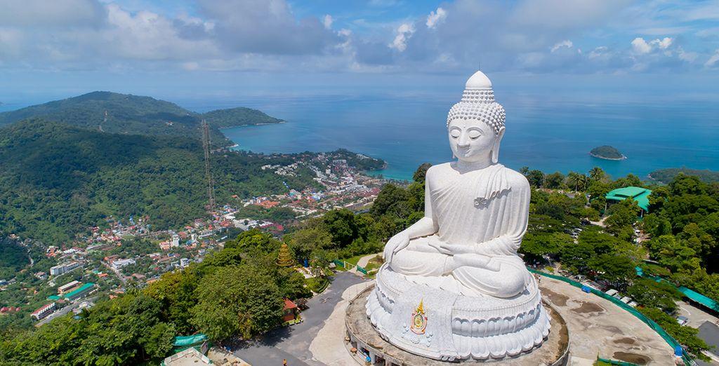 Der imposante Big Buddha Phuket