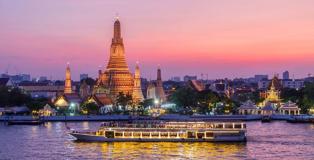 Samui Resotel Beach Resort 4* und optionaler Aufenthalt in Bangkok