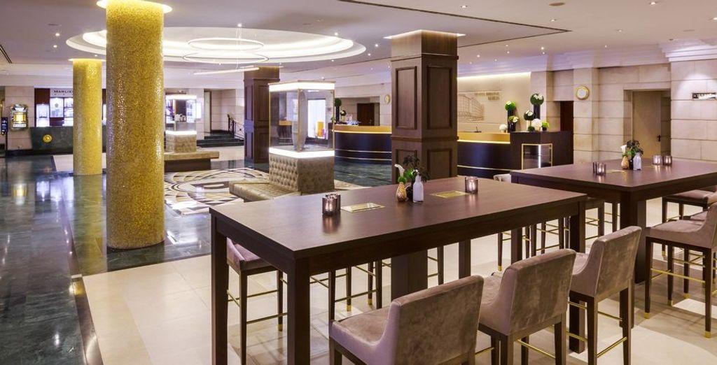 Bewertungen - Hotel Bristol Berlin 5* - Voyage Privé