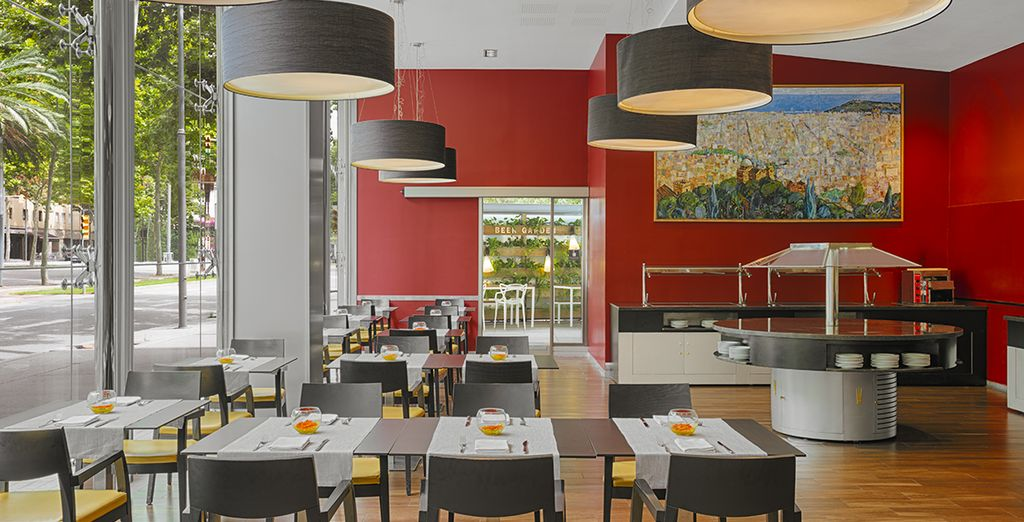Genießen Sie im hoteleigenen Restaurant regionale Spezialitäten