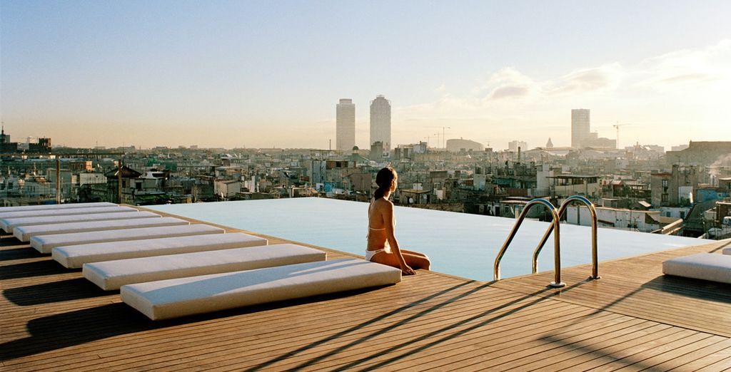 Lust auf einen tollen Ausblick auf Barcelona?
