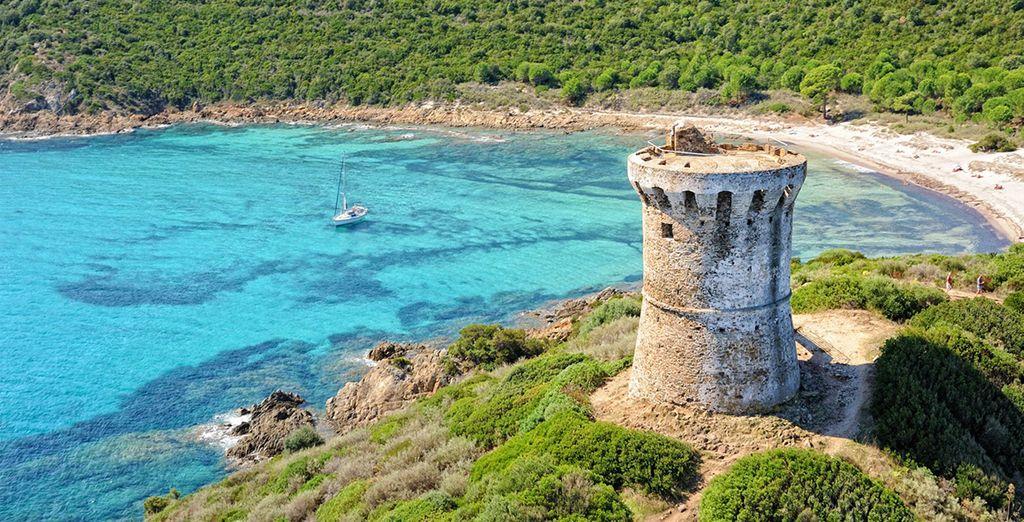 Entdecken Sie Korsika während Ihres Urlaubs