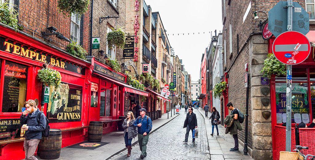 Entdecken Sie Irlands Nachtleben