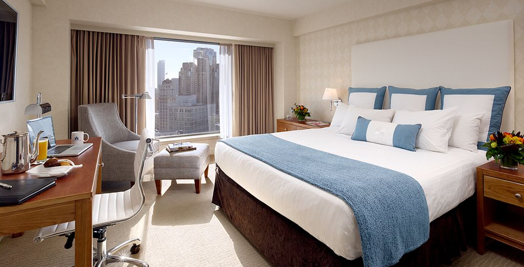 Kombination Hotel Nikko San Francisco und Hilton Anaheim - 4*