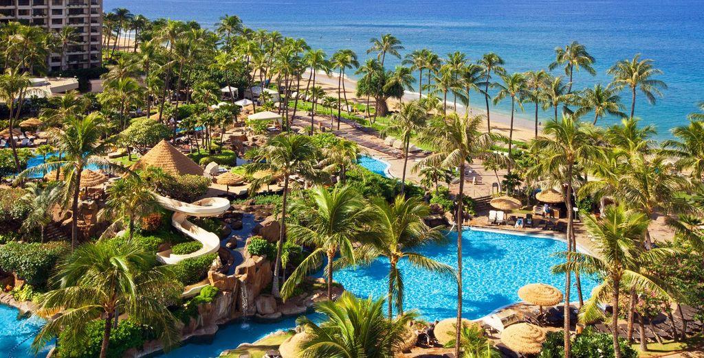 The Westin Maui Resort & Spa 4* mit Voyage Privé