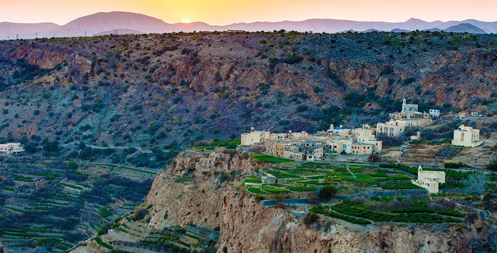 Oman, ein ideales Ziel für eine Entdeckungsreise