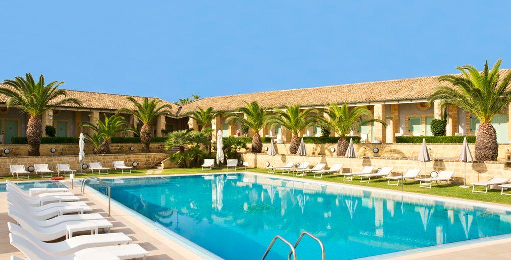 Willkommen im Venus Sea Garden Resort
