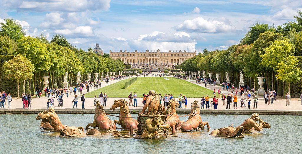 Tauchen Sie ein in das Leben einer Königin im Château de Versailles