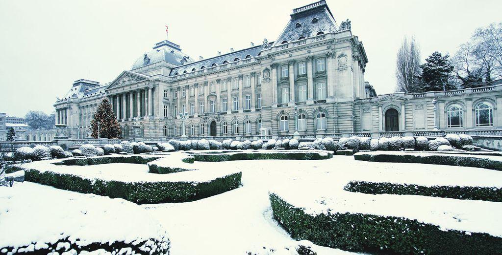 Herzlich willkommen in Brüssel