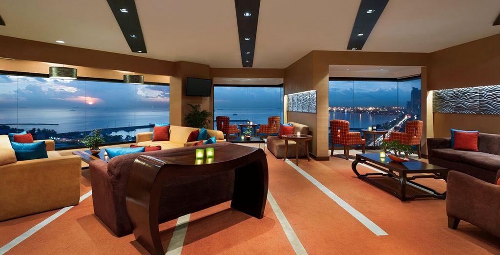 Kombireise Hotel Jen 4* & South Palms 4*