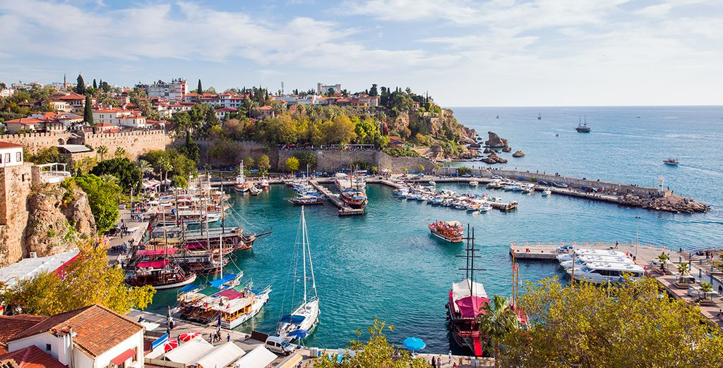 Türkische Urlaub