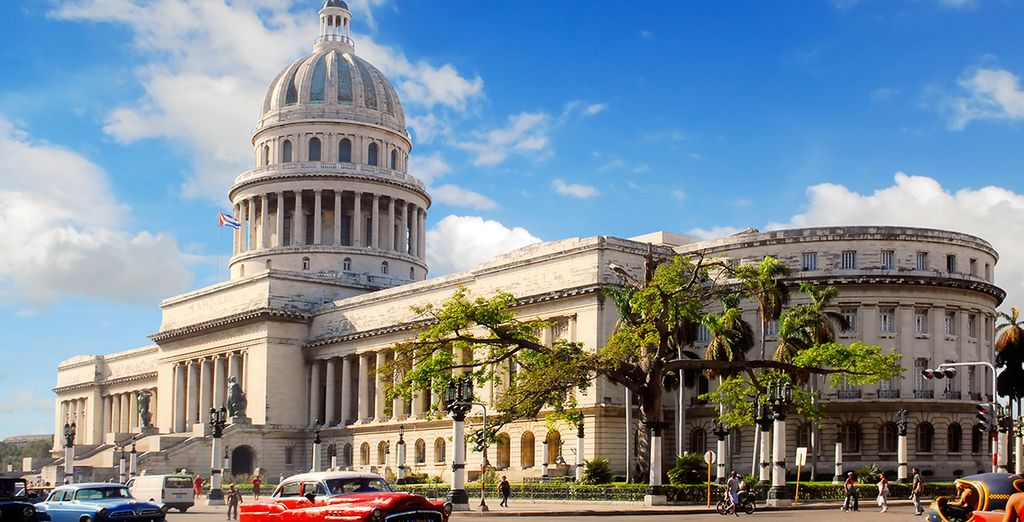 Spaziergang durch die Straßen von Santiago de Cuba