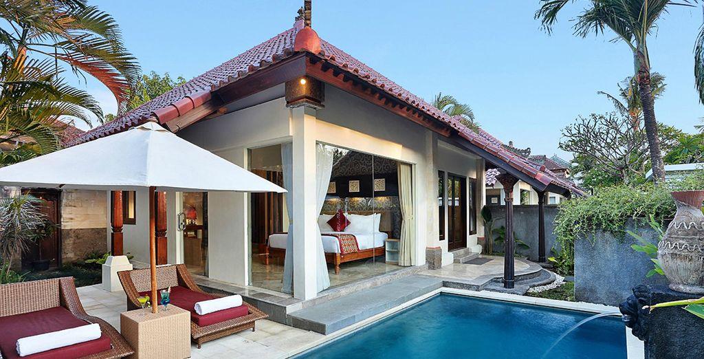 Hotel The Club Villas Bali 4*