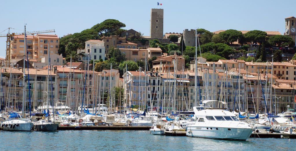 Und verfallen Sie dem Charme Südfrankreichs