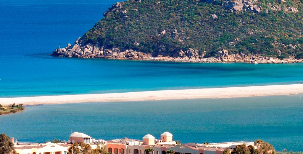 Gute Reise in das geschützte Meeresgebiet Capo Carbonara!