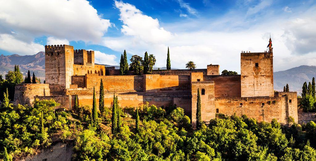 Lernen Sie Granada kennen