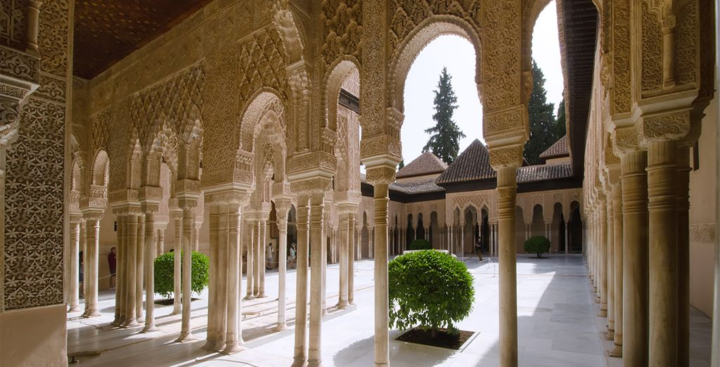 Willkommen in Granada!