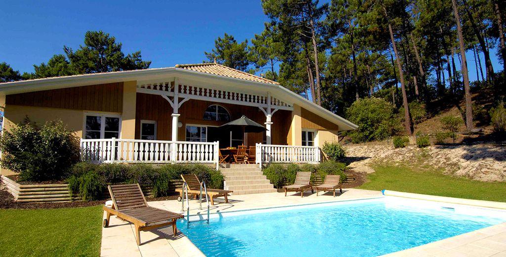 Gönnen Sie sich einen Urlaub in Lacanau