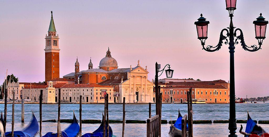 Es wird schwierig sein, einen besseren Aufenthalt in Venedig zu finden!