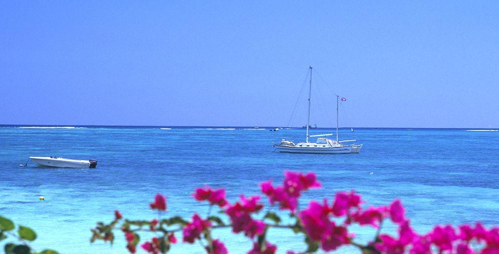 Wir wünschen einen unvergesslichen Aufenthalt auf Mauritius