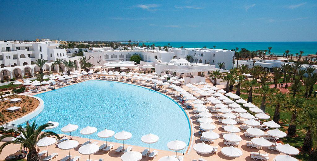 Willkommen in Tunesien...