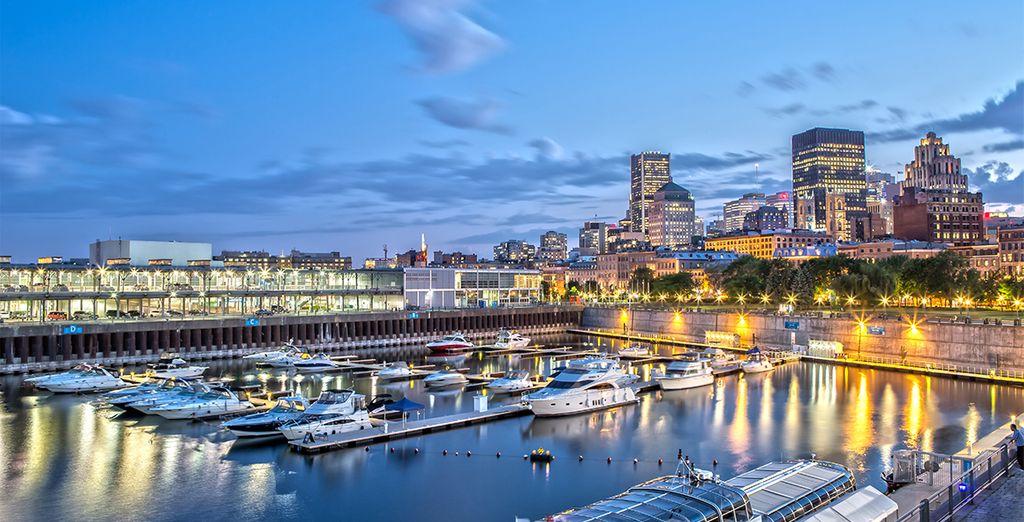 Und die Weltstadt Montréal
