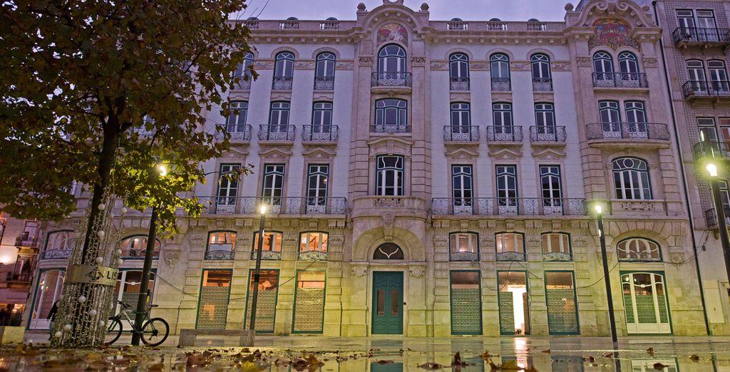 Hotel 1908 Lisboa 4* mit Voyage Privé
