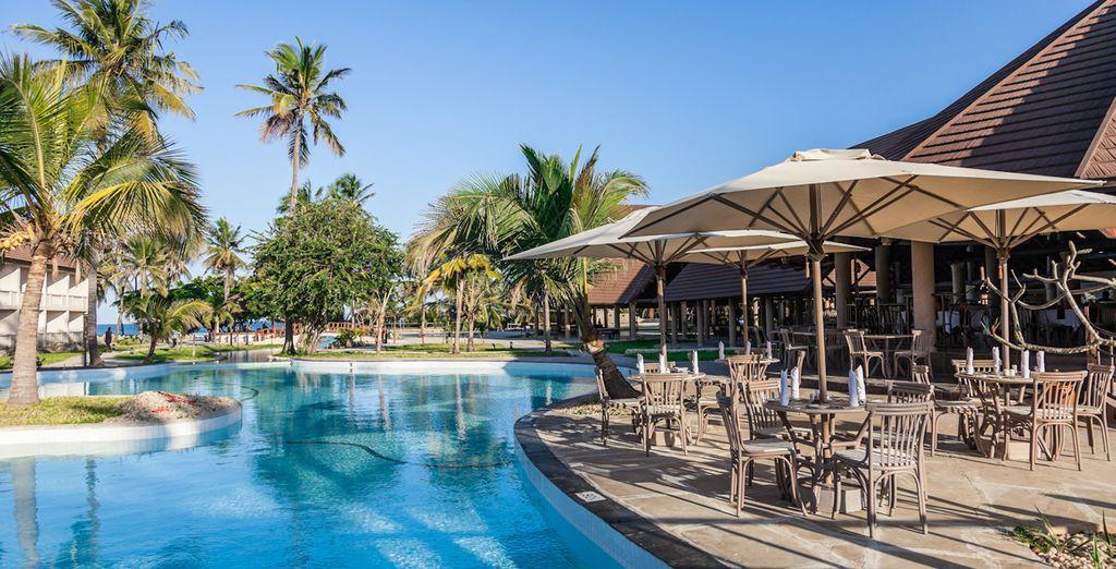 Im Amani Tiwi Beach Resort 5*