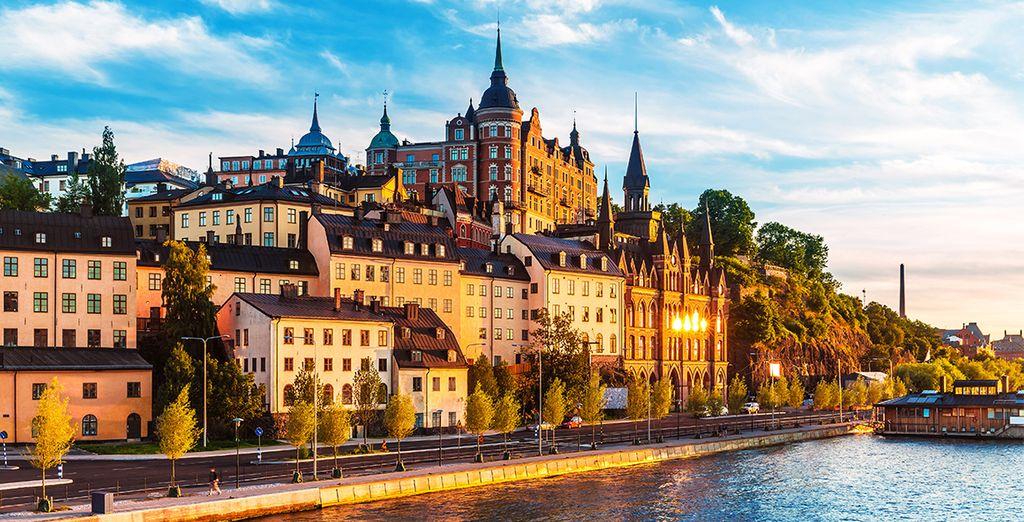 Wikinger Reisen in Schweden