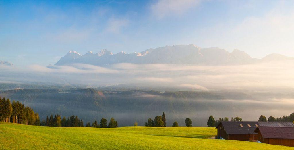 Willkommen in der Steiermark...