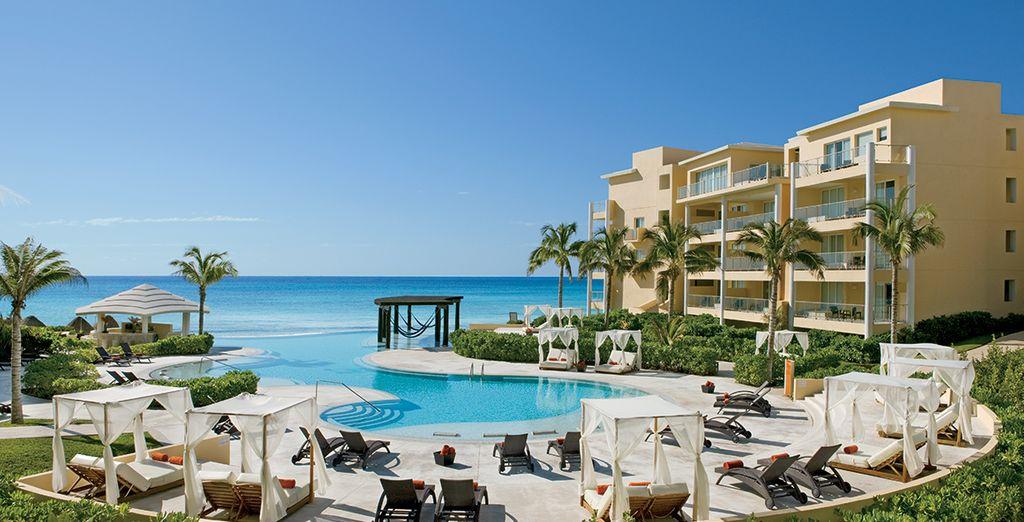 Das Now Jade Riviera Cancun 5* öffnet Ihnen seine Türen