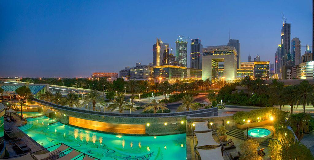 Sonnenschein und Luxus erwarten Sie in Dubai!