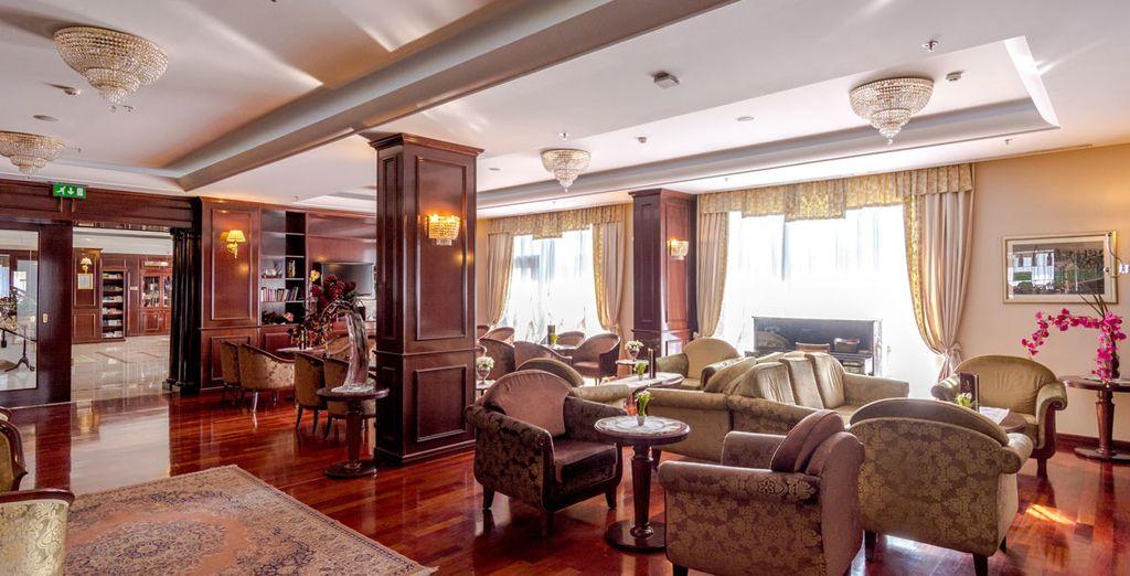 Klassisches und luxuriöses Design