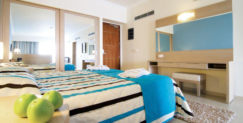 verbringen sie entspannte nchte im superior zimmer mit meerblick - Liebenswurdig Grunes Schlafzimmer Ausfuhrung