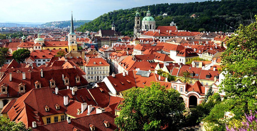 Lernen Sie Prag von seiner besten Seite kennen