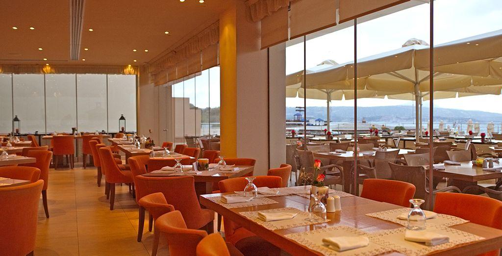 Testen Sie die überragende griechische Küche dank All inclusive