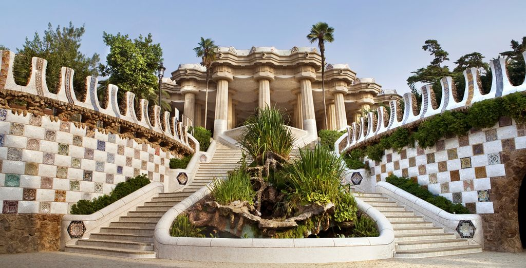 Parc Guell ...
