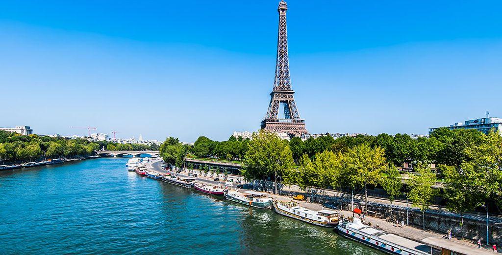 Entdecken Sie Paris!