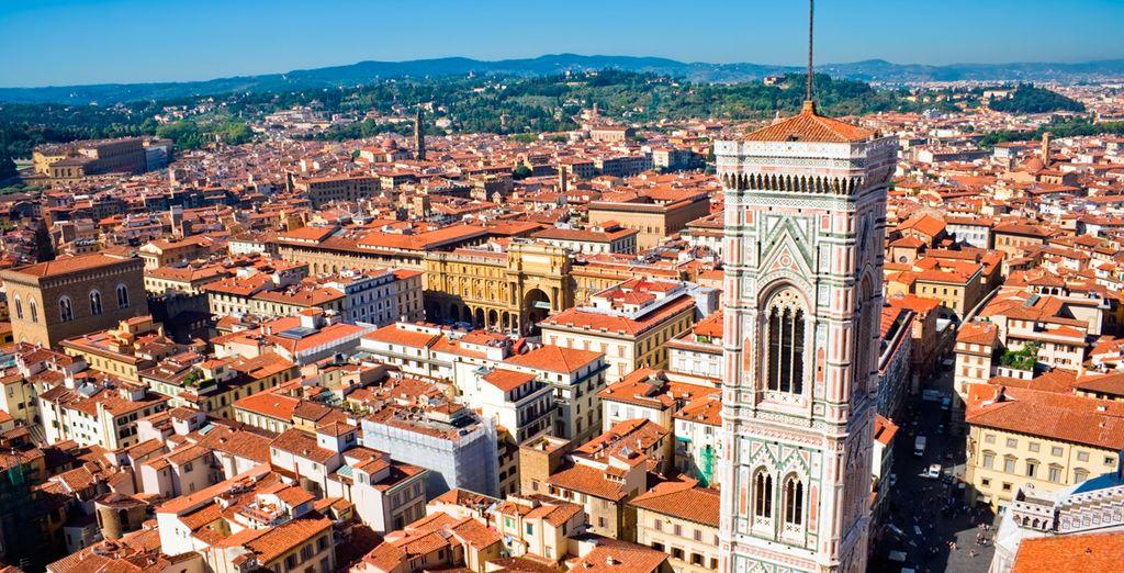 Besuchen Sie die Hauptstadt der Toskana