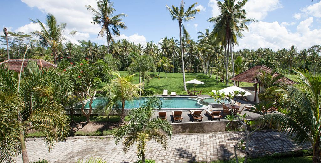Das Bhanuswari Resort & Spa erwartet Sie