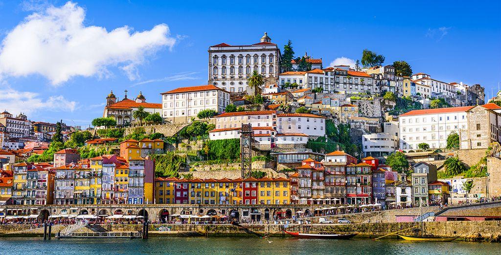 Auch Porto wird Sie beeindrucken